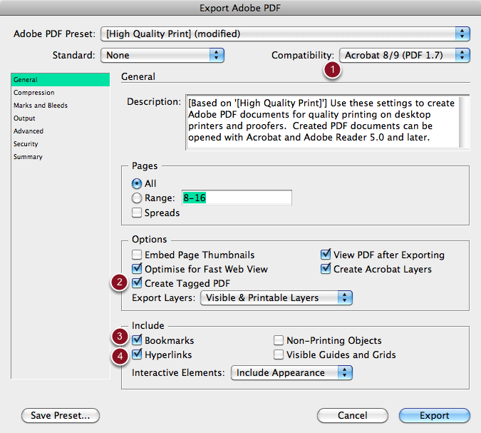 what is a tagged pdf and how is it used